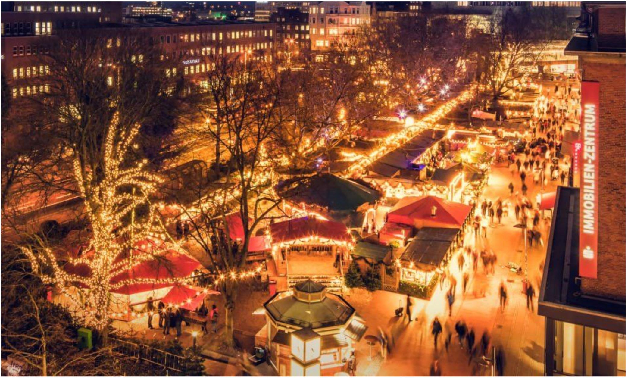 Kieler Weihnachtsmarkt